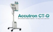 Accutron CT-D Contrast medium injector